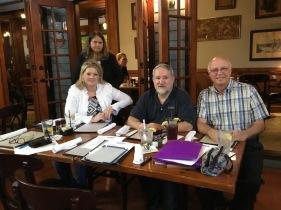 2018 Board of Directors dinner meeting